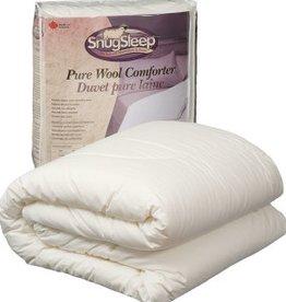 SnugSleep Classic Wool Duvet - Regular Weight, King