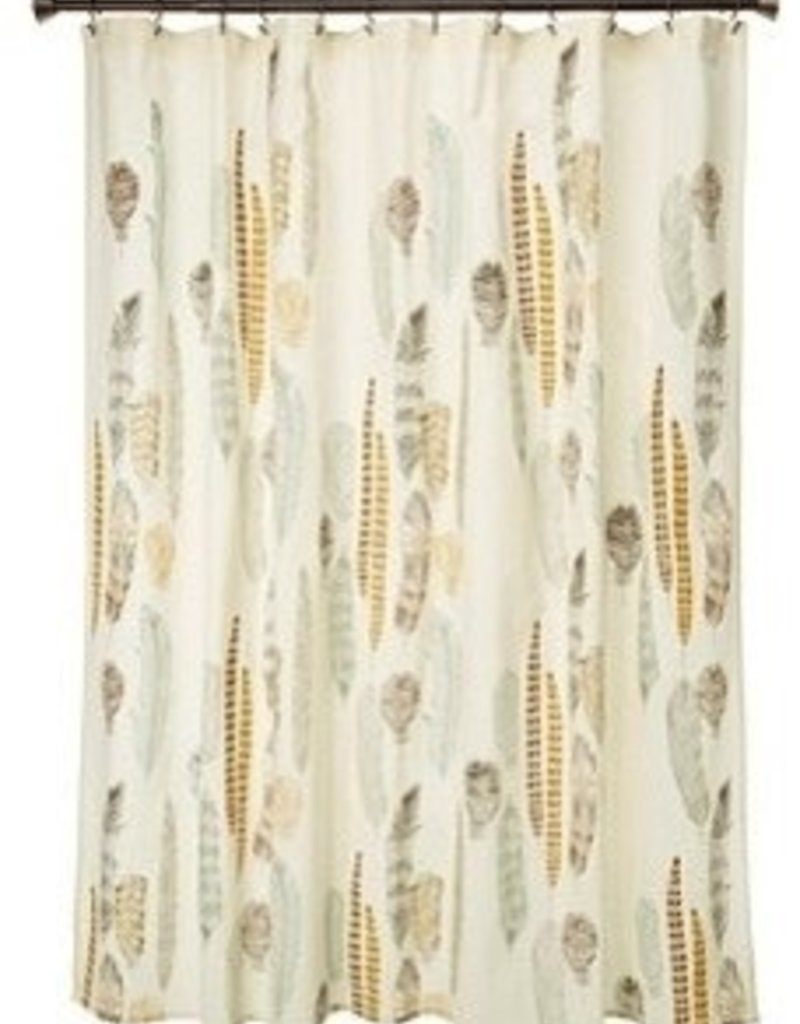 Danica Studio Shower Curtain Quill Rambles Kitchen Home Gifts