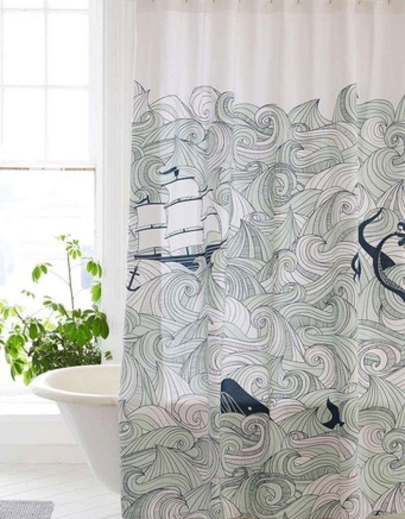 Danica Studio Shower Curtain Odyssey