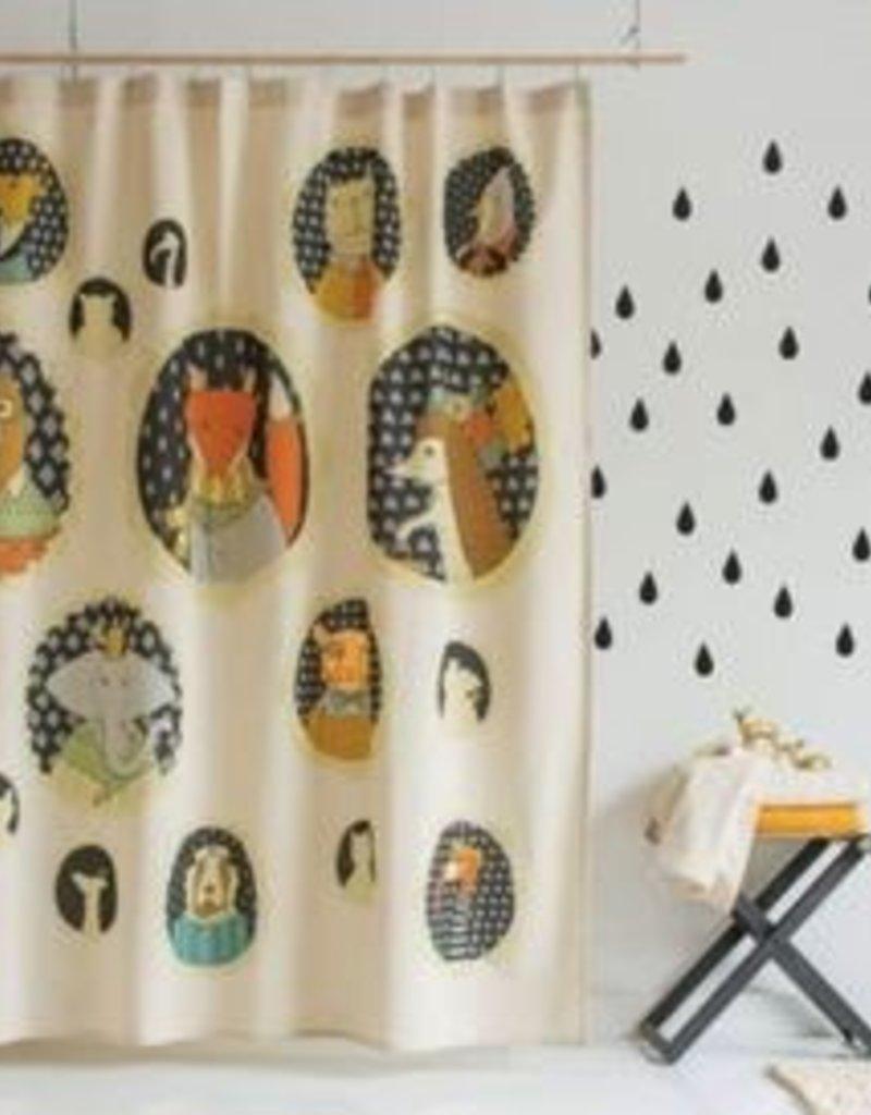 Danica Studio Shower Curtain Cameo Rambles Kitchen Home Gifts