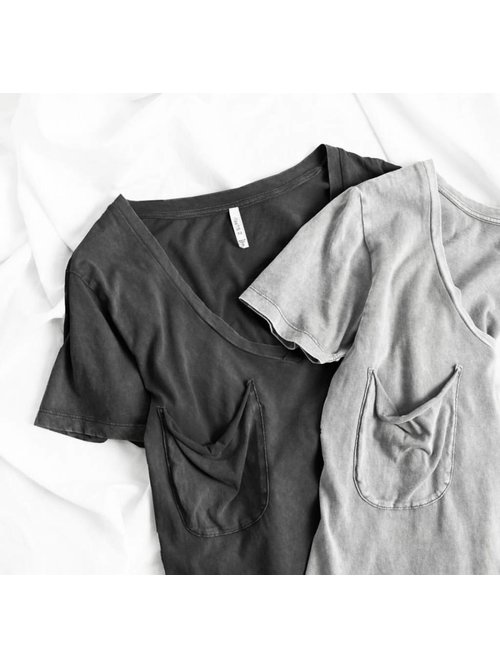 Z Supply The Washed Pocket Tee