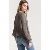 White Crow Valle Dove Sweater