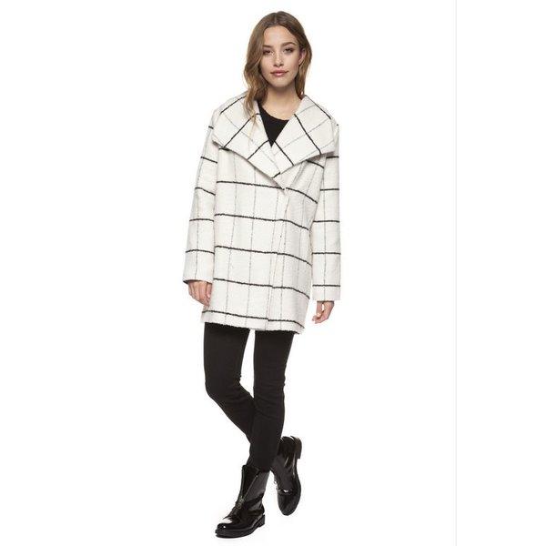Checkard Coat