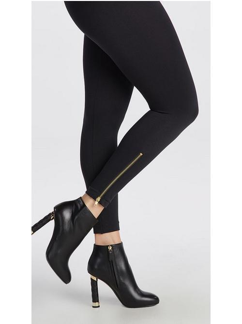Side Zip Ankle Legging