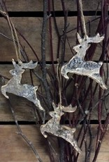 Bagged Birch Deer 3pc