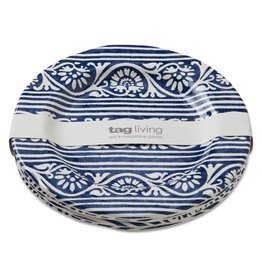 Design Home Artisan Melamine Salad Plate Set of 4