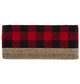 Tag ltd Buffalo Check Doormat