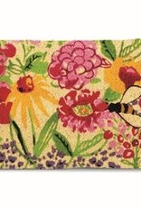 Tag ltd Fresh Flowers Estate Coir Mat