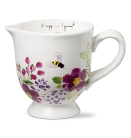 Tag ltd Fresh Flowers Measuring Pitcher