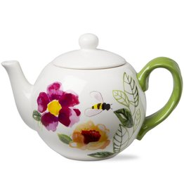Tag ltd Fresh Flowers Teapot