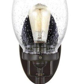 Seagull Lighting SeaGull Belton 1 Light Sconce