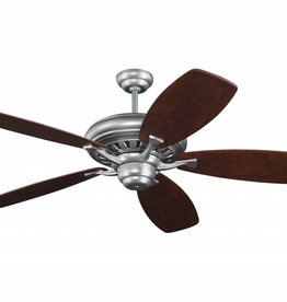 Monte Carlo Monte Carlo Maxima Ceiling Fan - Brushed Pewter