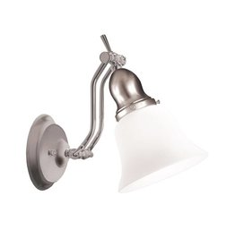Hudson Valley Hudson Valley Hadley Wall Sconce - Satin Nickel