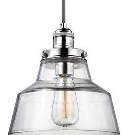 Feiss Feiss Baskin 1-Light Pendant