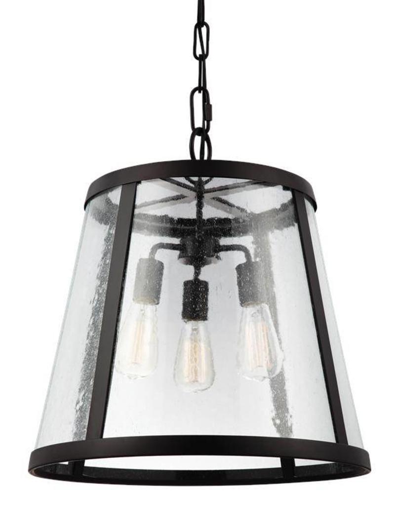 Feiss Feiss Harrow 3-Light Pendant
