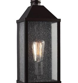 Feiss Feiss Lumiere 1 Light Exterior Sconce - ORB