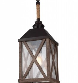 Feiss Feiss Lumiere 1-Light Pendant