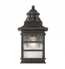 Savoy House Savoy House Seafarer 1 Light Outdoor Wall Sconce
