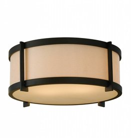 Feiss Feiss Two Light Indoor Flush Mount