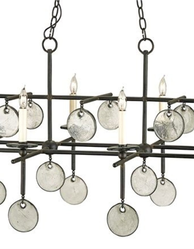 Currey & Co Currey and Company Sethos 8-Light Chandelier