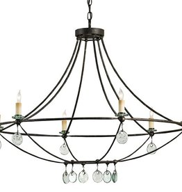 Currey & Co Currey and Company Novella Chandelier