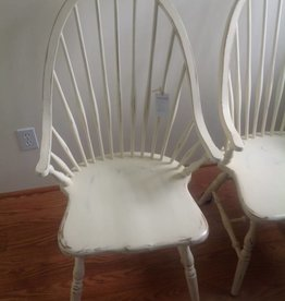 Eddy West Windsor Arm Chair - Cream