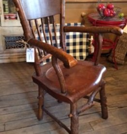 Rustic Twig Arm Chair
