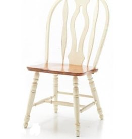 Donald Choi Langley Keyhole Side Chair