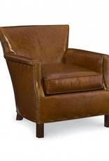 CR Laine Francois Chair - Cowboy Whiskey Leather