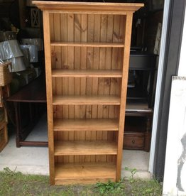 Paul Allen Pine Bookcase