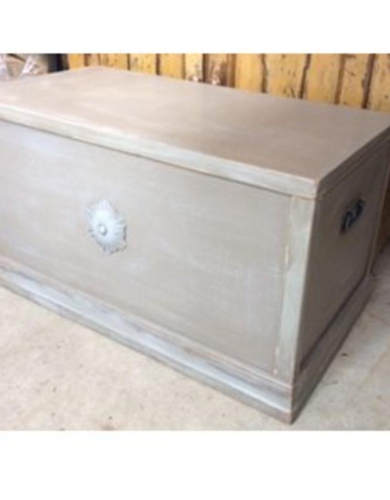 Paul Allen Blanket Box