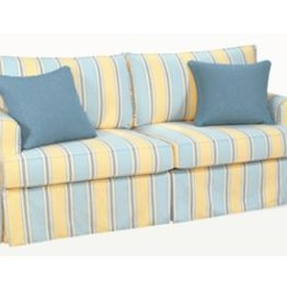 Four Seasons Molly Sleeper Sofa - Alero Ecru