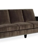 Lee Industries Sofa Crypton Jumper Zinc