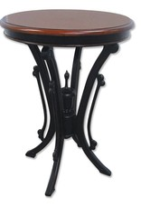 Trade Winds Victorian Round Bistro Table