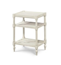 Universal Furniture Summer Hill Chair Side Table
