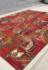 Togar Togar Wool Rug 10x14 Red