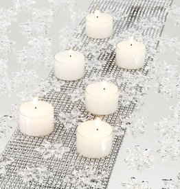 "Abbott 1.5"" Tealight - White"