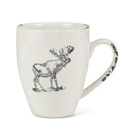 Abbott Moose Mug - Ivory