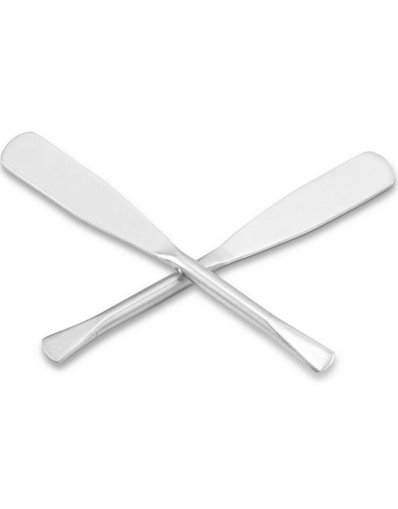Abbott Paddle Butter Spreader, Set of 2