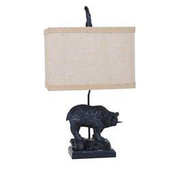 Crestview Bear Lamp