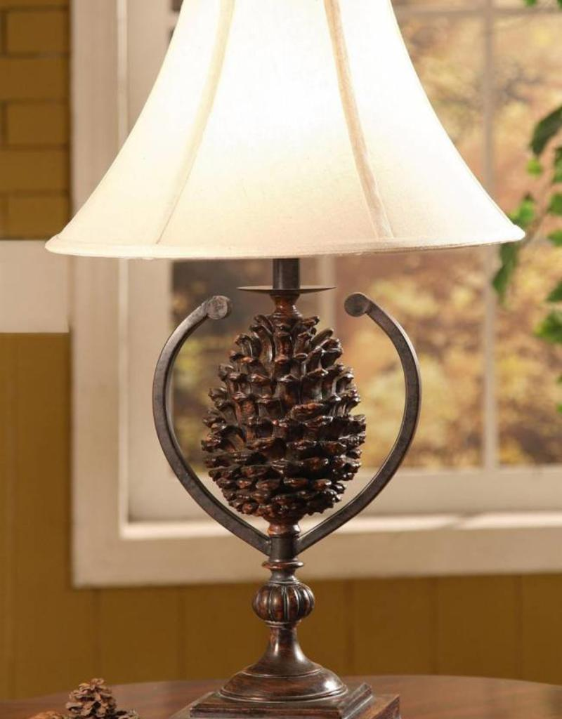 Crestview Pine Creek Lamp