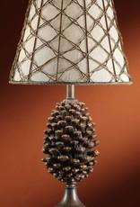 Crestview Pine Bluff Table Lamp