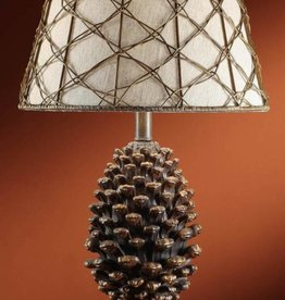 Crestview Pine Bluff Table Lamp