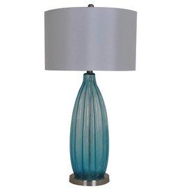 Crestview Sea Breeze Table Lamp