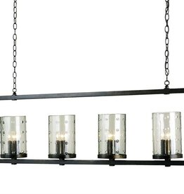 Currey & Co Currey and Company Longhope Rectangular Chandelier