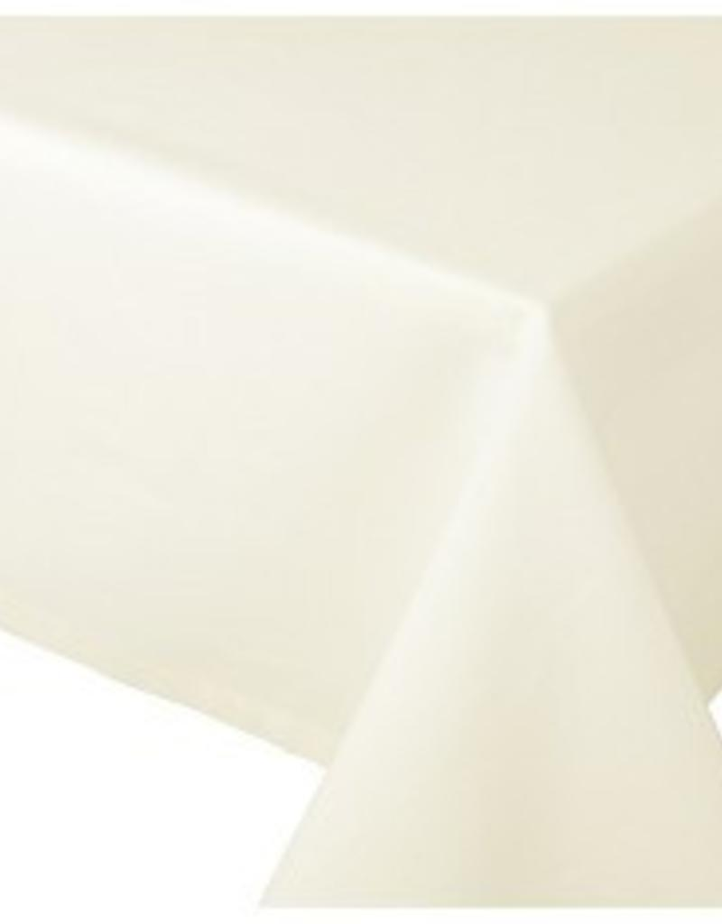 "Danica 60"" Round Spectrum Ivory Tablecloth"