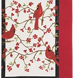 Danica Cardinals Tea Towels