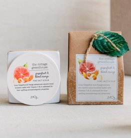 Margot Elena Grapefruit & Blood Orange Fine Salt Scrub