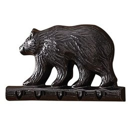 Park Design Key Hook - Cast Bear