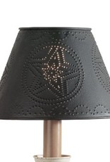 Park Design Metal Star Shade Black